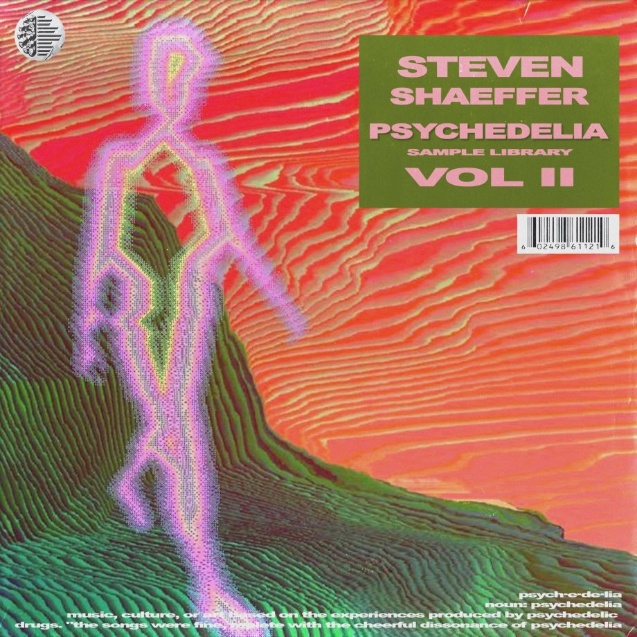 Drumify Steven Shaeffer – Psychedelia Vol. 2 Sample Library