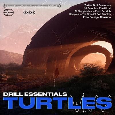LeTurtle - Essential Drum Kit