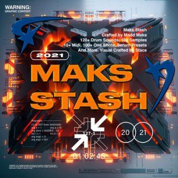 Madd Maks - MAKS STASH [250 + sounds, oneshots, presets]