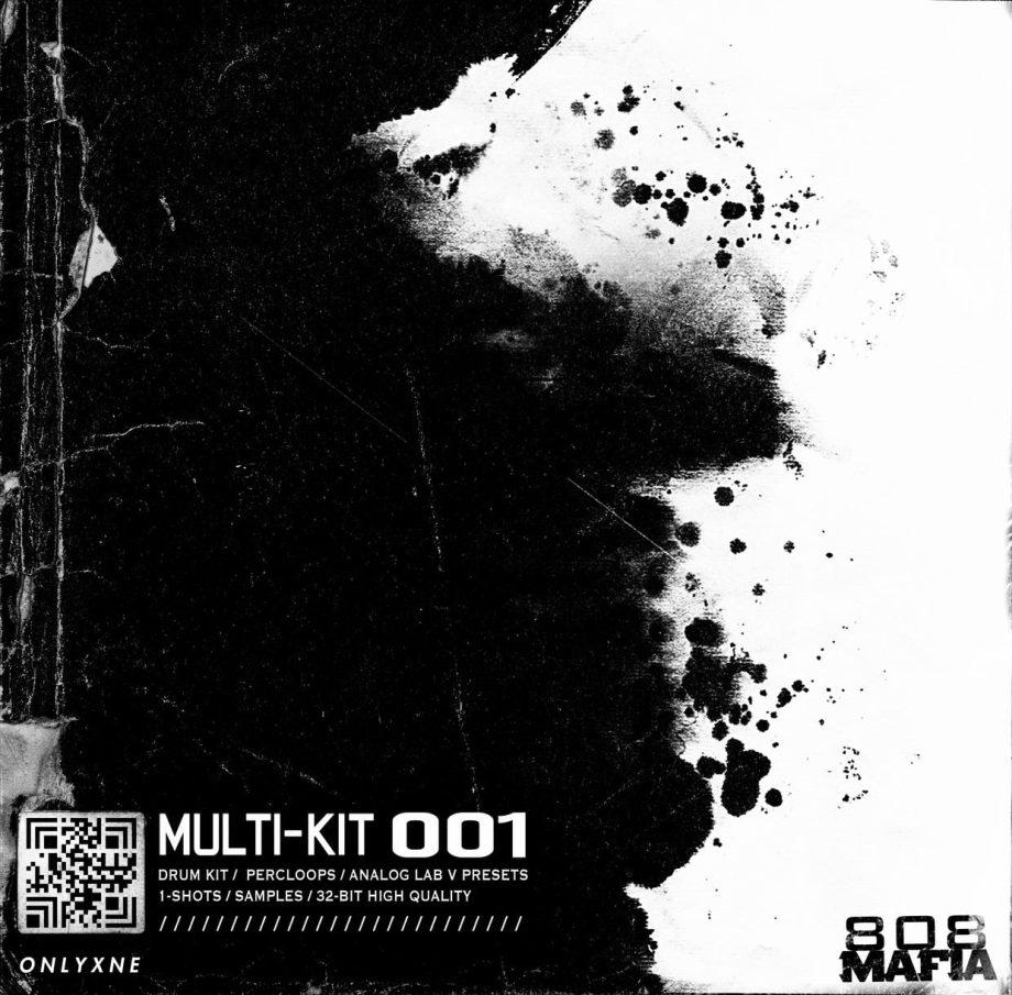ONLYXNE 808 MAFIA - MULTI-KIT 001