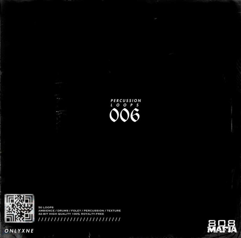 ONLYXNE 808 MAFIA PERCUSSION LOOPS 006