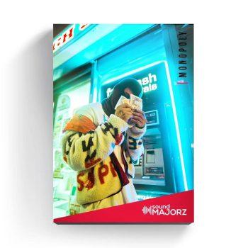 SoundMajorz - vybe - Monopoly - Drumkit & Loopkit