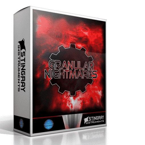Stingray Instruments - Granular Nightmares for Omnisphere 2