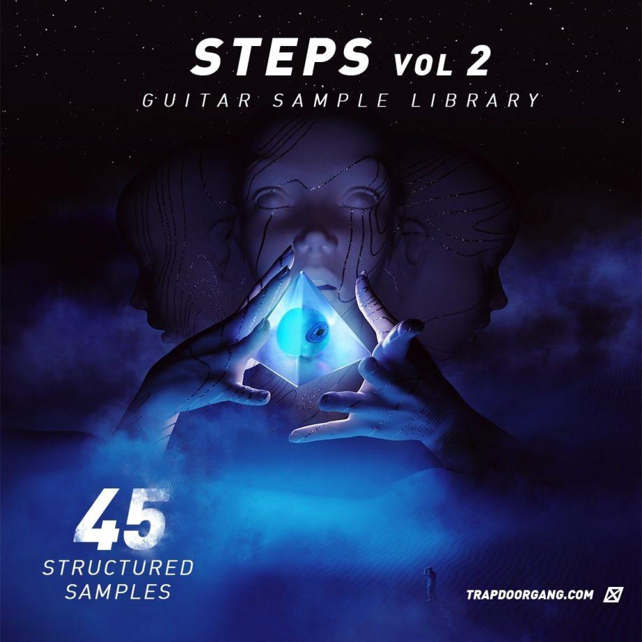 TRAPDOOR x nofuk - STEPS Vol. 2 - Guitar Sample Library