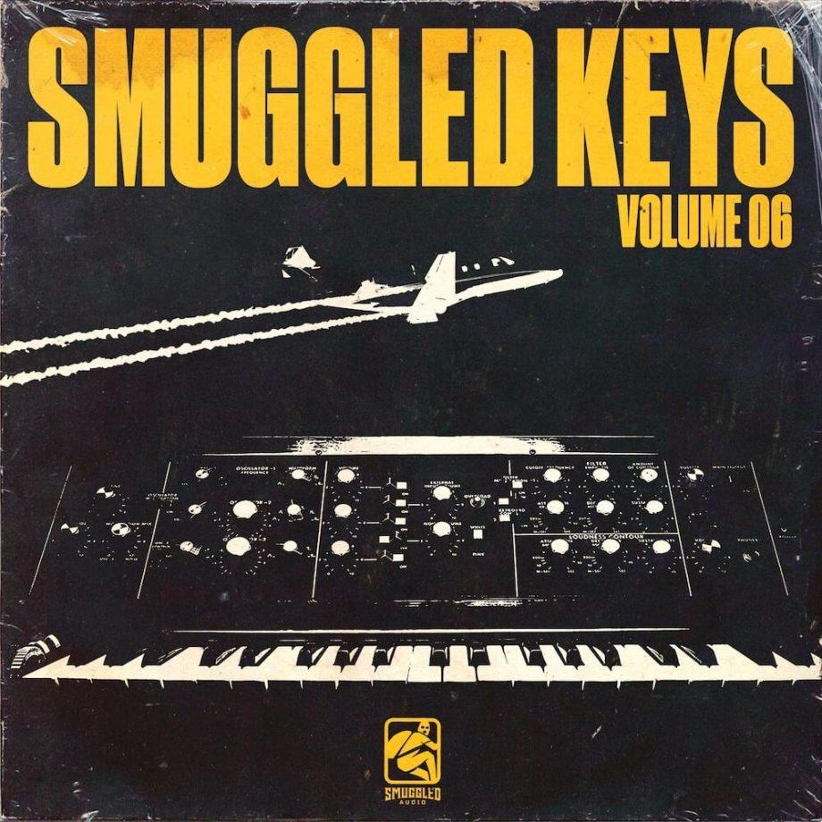 The Drum Broker - Smuggled Audio - Smuggled Keys Vol. 6