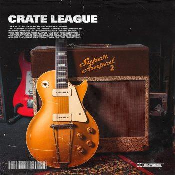 The Drum Broker - The Crate League - Super Amped Vol. 2