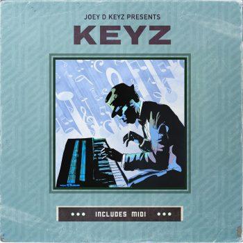 The Sample Lab - Keyz Volume 1