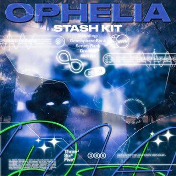 itsleqn x liam barron - Ophelia Stash Kit