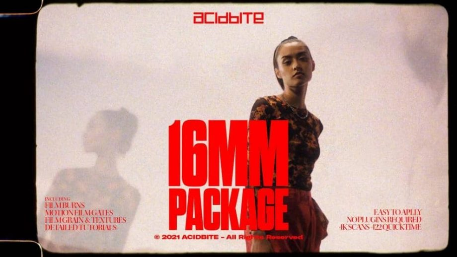 ACIDBITE - 16mm Package