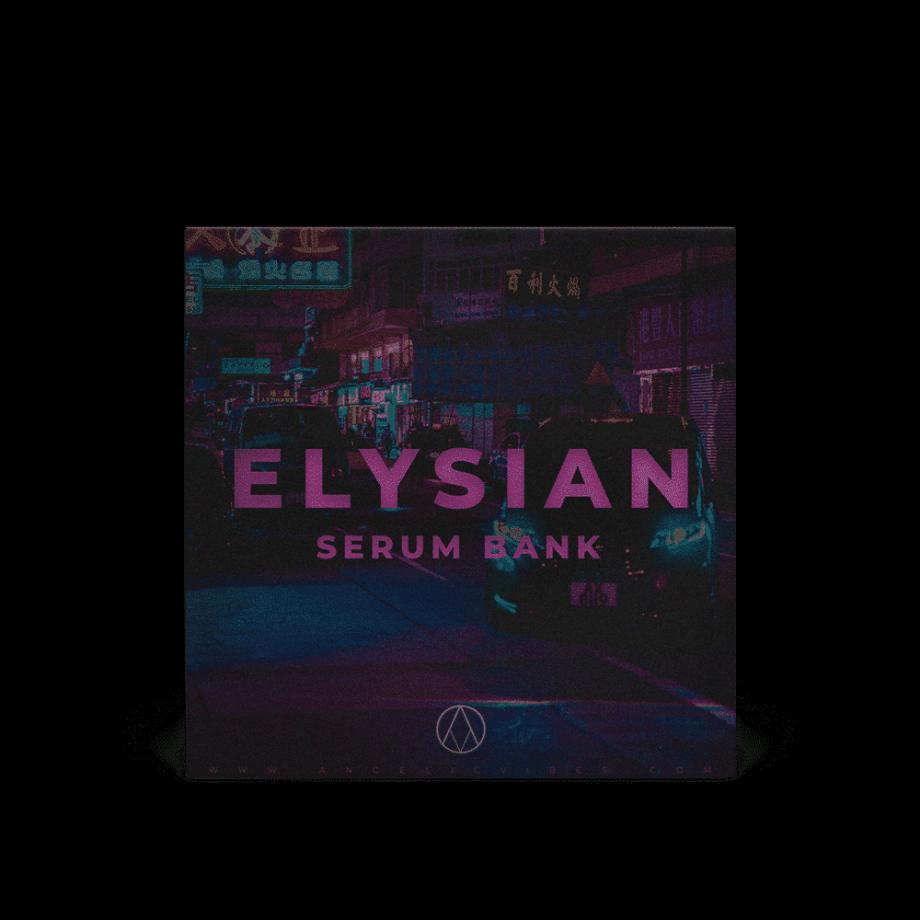AngelicVibes - Elysian - Serum Bank