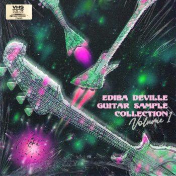Drumify - Ediba Deville - Guitar Sample Collection Vol. 1 (Loop Kit)