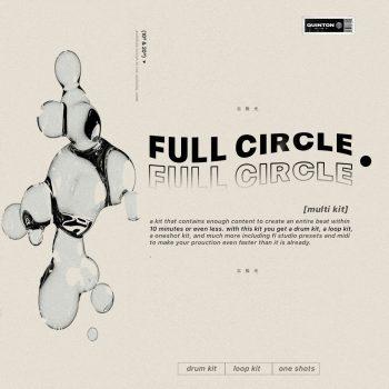 Drumify - Quinton Bobbitt – Full Circle (Multi Kit)