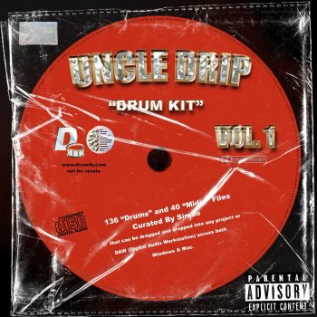 Drumify - Simbo – Uncle Drip Vol. 2 (Drum Kit)