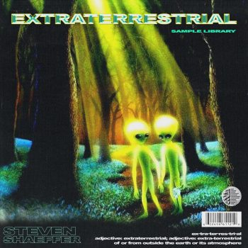 Drumify - Steven Shaeffer - Extraterrestrial (Sample Library)