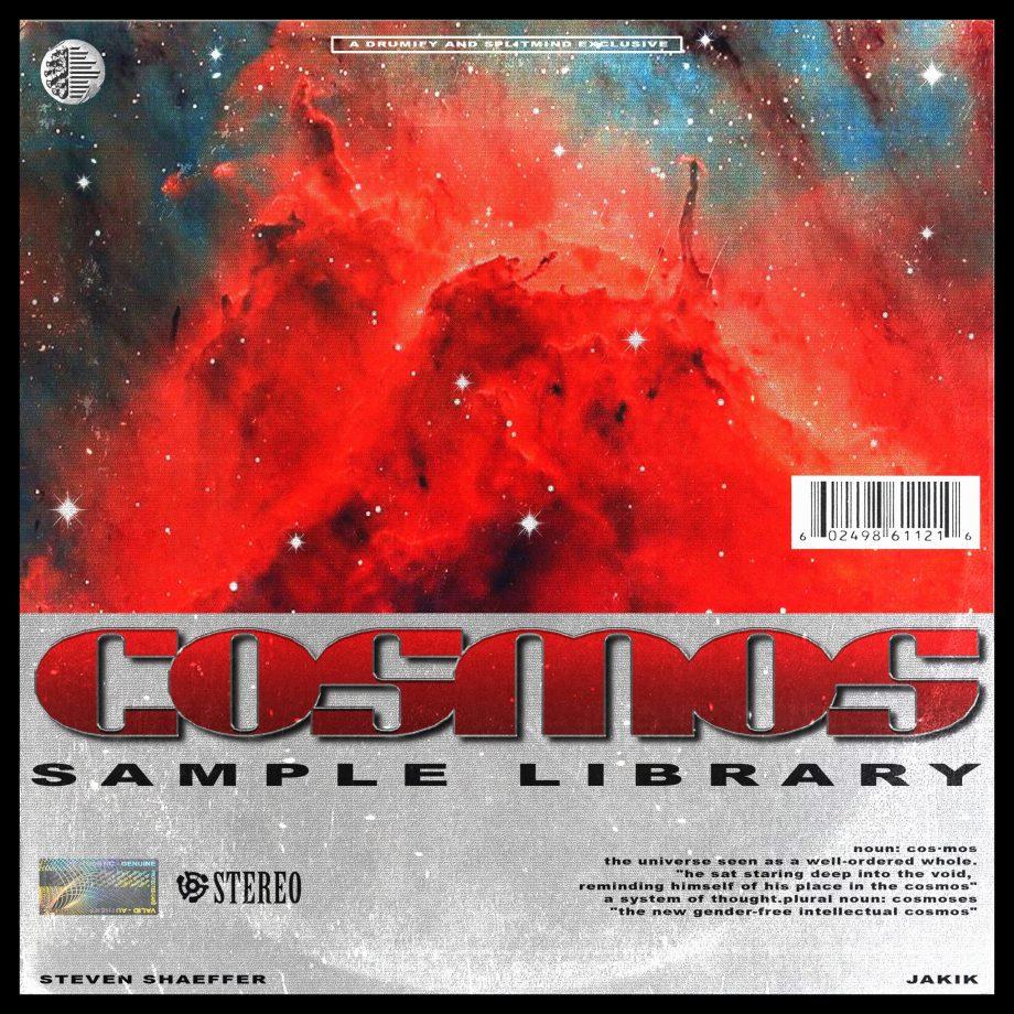 Drumify Steven Shaeffer Jakik Cosmos Sample Library
