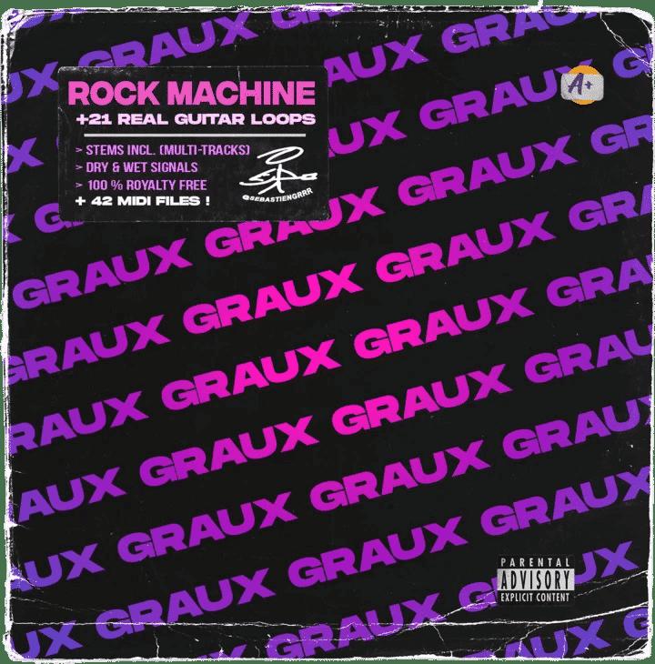 GRAUX - ROCK MACHINE