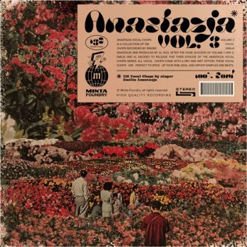 Minta Labs x Minta Foundry - Anastazja Vocal Chops - Volume 3