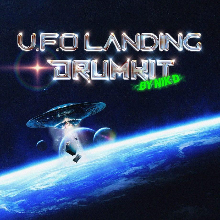 Nik D - Ufo Landing Drum Kit