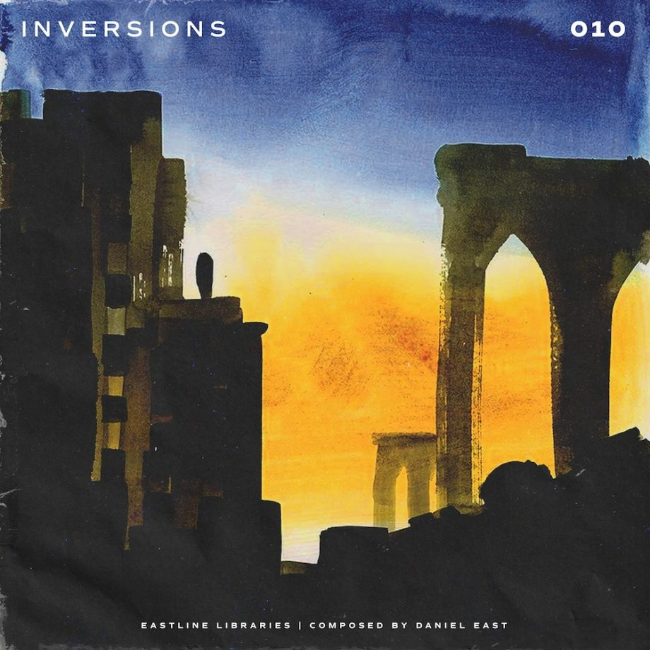 The Drum Broker - Daniel East - Inversions Vol. 10
