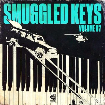 The Drum Broker - Smuggled Audio - Smuggled Keys Vol. 7