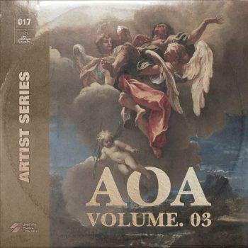 The Drum Broker - UNKWN Sounds - AOA Vol. 3