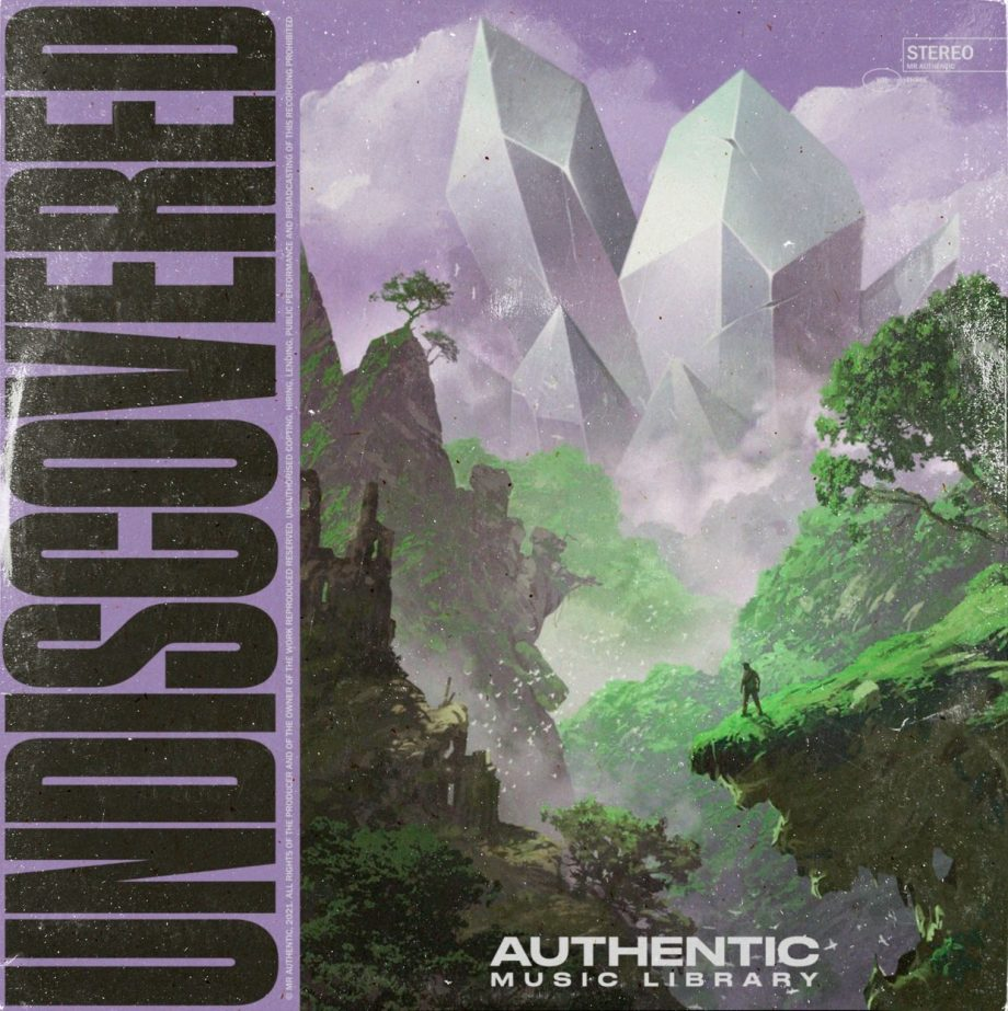 Authentic Music Library - Undiscovered (Gem Pack)