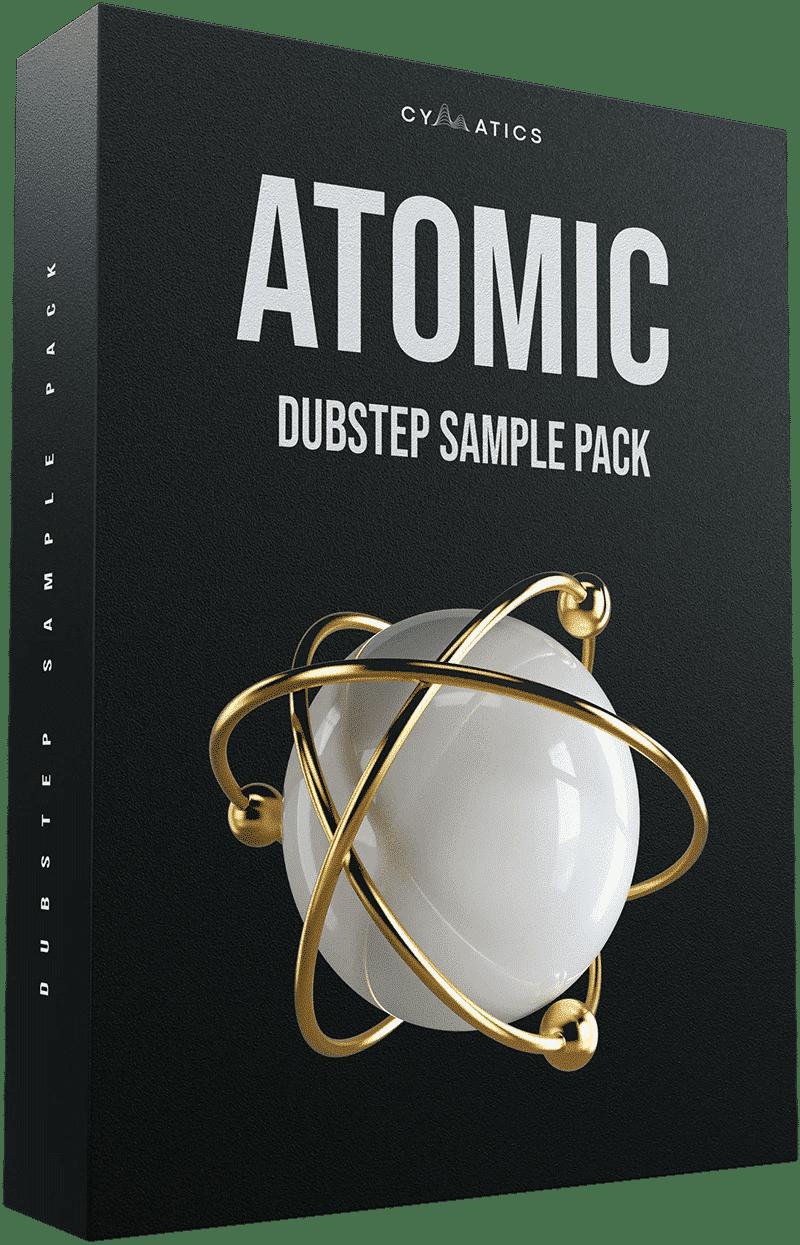 Cymatics - Atomic - Dubstep Sample Pack