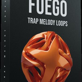 Cymatics - Fuego Trap Melody Loops