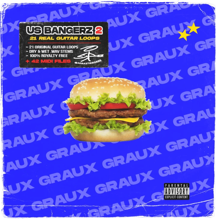 GRAUX - US BANGERZ 2