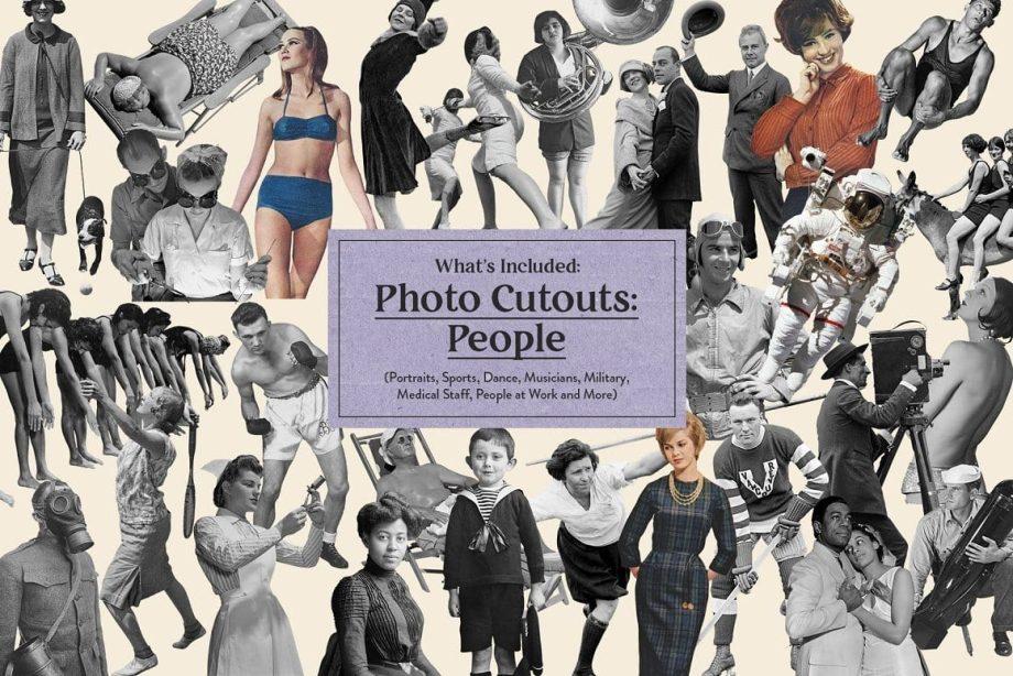 Graphic Goods Vintage Collage Creator 3