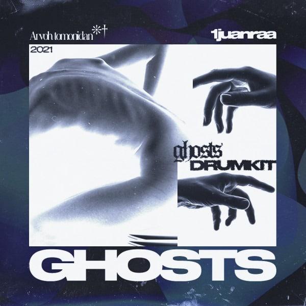 JuanRa x LayZ - Ghosts Drum Kit