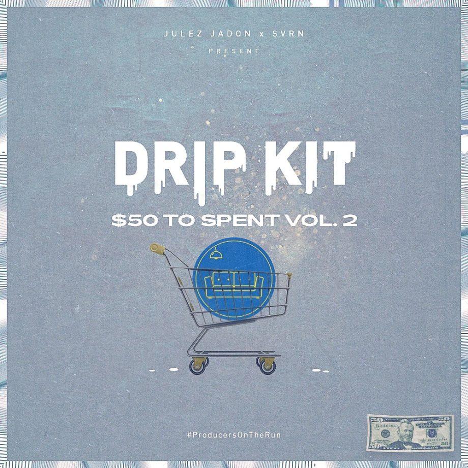 Julez Jadon - Drip Kit - $50 To Spend Vol. II
