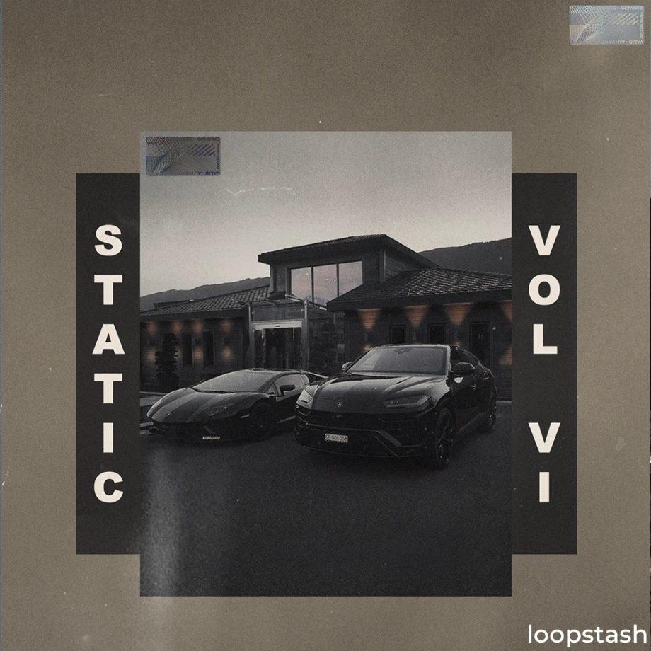 KXVI - STATIC LOOP KIT VOL. 6