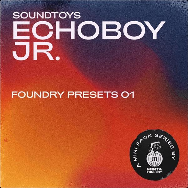 Minta Labs x Minta Foundry - Soundtoys Echoboy Jr. Presets 01
