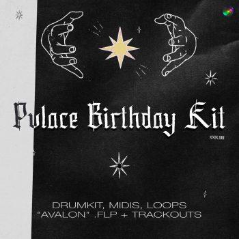 PVLACE - Birthday Kit