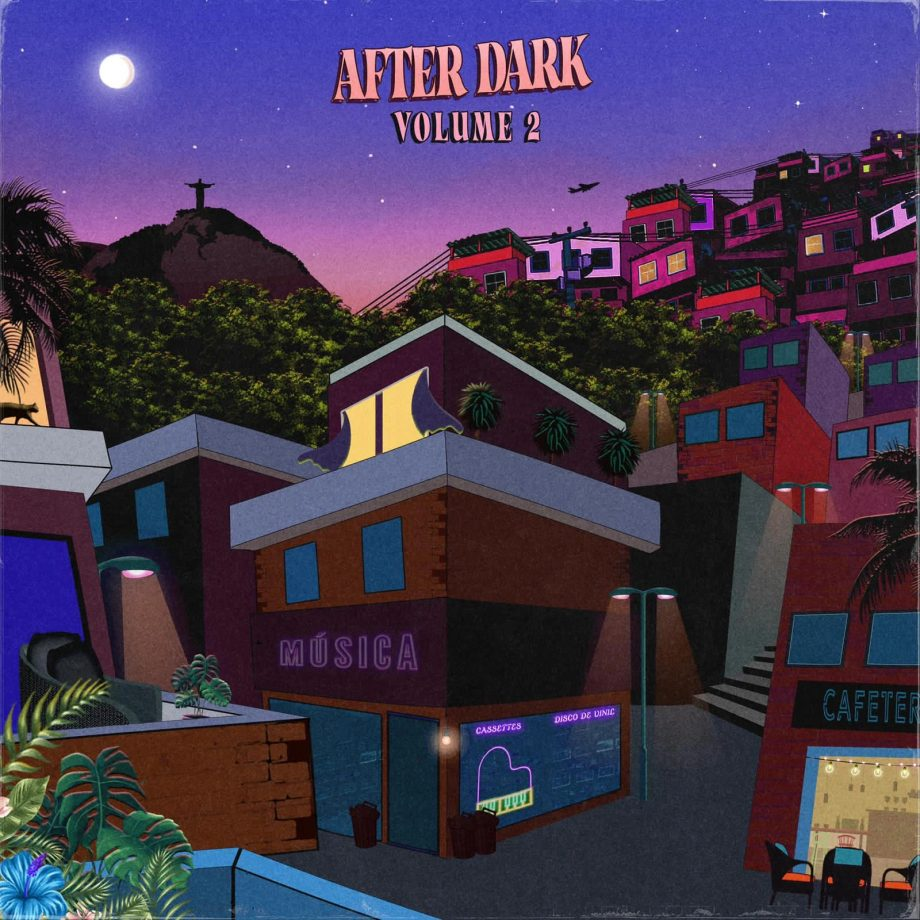 The Sample Lab - After Dark Volume 2