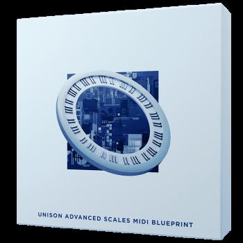Unison - Advanced Scales MIDI Blueprint