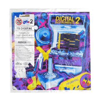 Producergrind - TB Digital 'DIGITAL INSTRUMENTS' One Shot Kit Vol 2