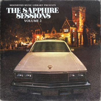 The Sample Lab - Moonbyrd - The Sapphire Sessions Vol. 2