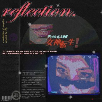 prodbyTY - REFLECTION SAMPLE PACK