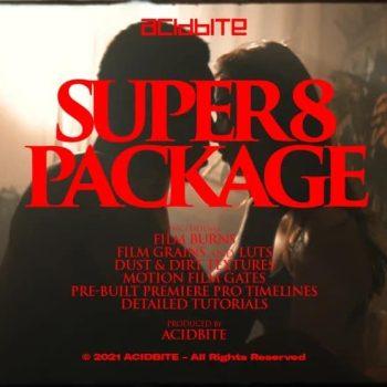 ACIDBITE - Super 8 Package