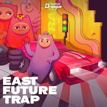 Dropgun Samples - East Future Trap